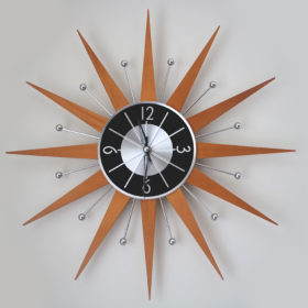 clock-on-wall