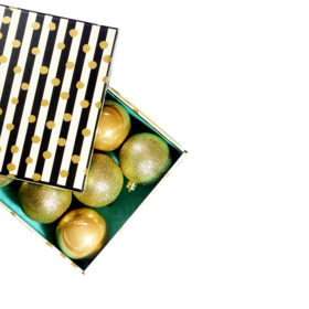 box-of-gold-ornaments
